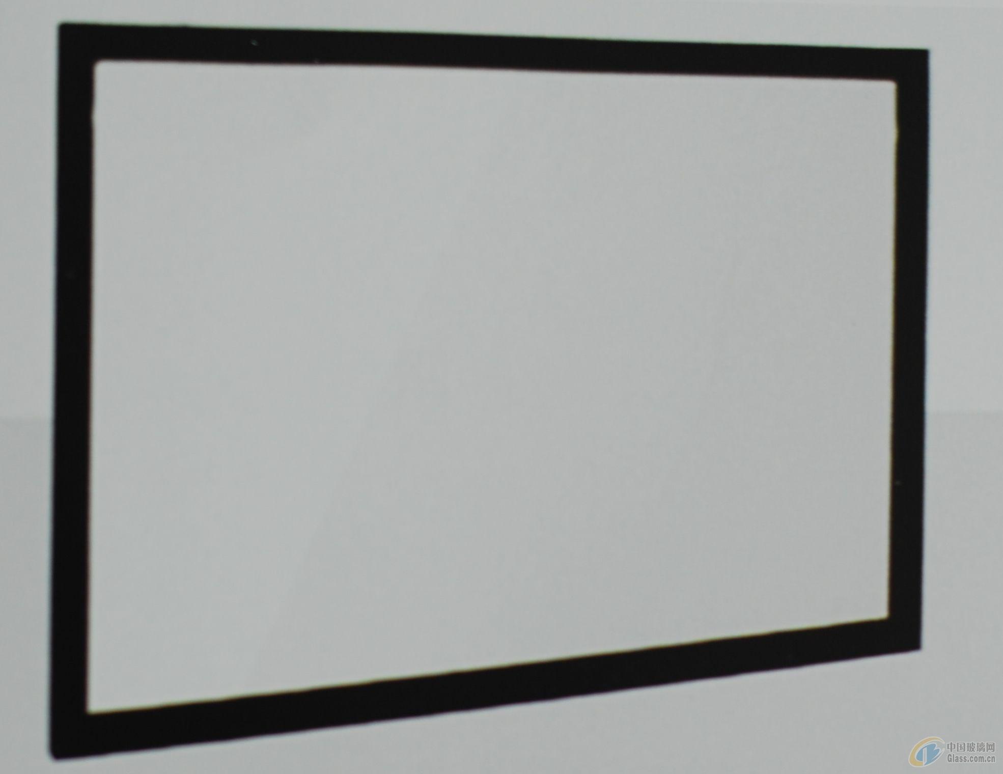 Anti glare glass/Non glare glass/anti scratch coating for screen protection